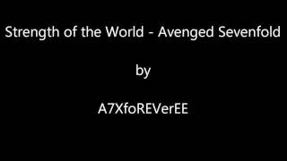 Watch Avenged Sevenfold Strength Of The World video