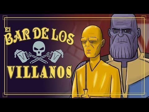 El Bar de Los Villanos - Resumen de las Mejores Películas 2019