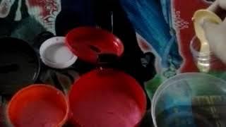AsiknYa main slime sama Adik......iCe Cream.........