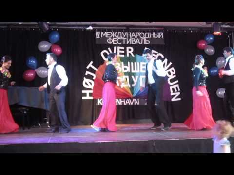 Goan Folk Dance By Swati.  Sateja, Manisha,  Rakesh, Shrikant And Pankaj  At Russian National Day video