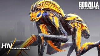 Mothra Concept Art Shows Off Very Different Designs | Godzilla King of the Monsters