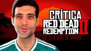 Minhas criticas a Red Dead Redemption 2, sem SPOILER