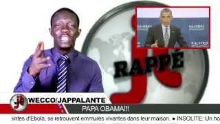 Journal Rappé EP 22 Saison 2 : Sommet des Etats Punis d'Afrique