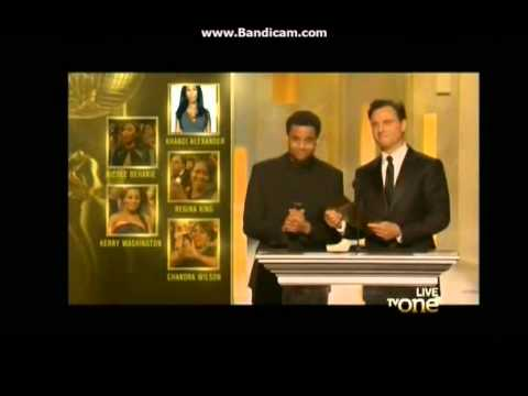 NAACP IMAGE AWARDS 2014 - Kerry Washington wins Award