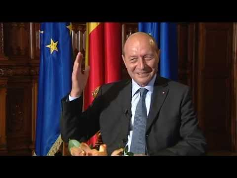 INTERVIEW WITH ROMANIAN PRESIDENT TRAIAN BASESCU