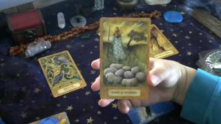 Leo August Psychic Tarot Reading 2016