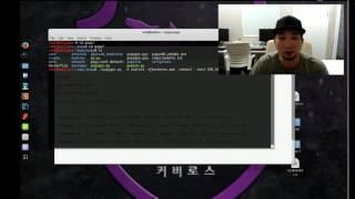 [해킹]RAT 도구 PUPY 가 업데이트된후... 명령어 안되는 분들 영상보세요 !!