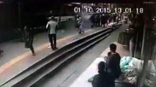 12 Kişinin öldüğü Otobüs Kazası Saniye Saniye Kamerada