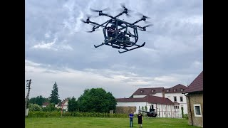 WPA Passenger Multicopter / Drone