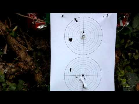AIR RIFLE PELLET PENETRATION TEST ~ GAMO PBA VS BEEMAN KODIAK MATCH