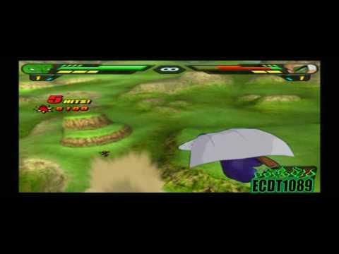 Dragonball Z Budokai Tenkaichi 2 - Part 1: Saiyan Saga [1/14]