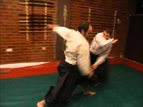 Ogawa Ryu Jujutsu September training moments Image 1