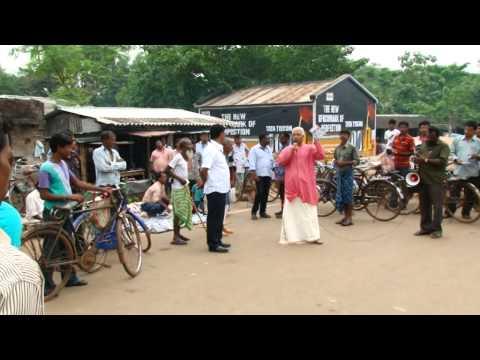 KOLKATA ROAD Show Bharat Yathra led by Advocate KK Sarachandra Bose