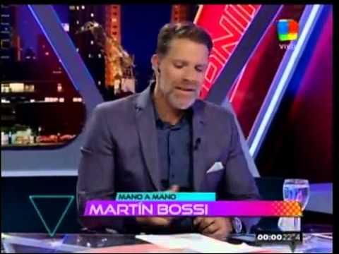 """Martín Bossi en Animales Sueltos: """"Soy el René Lavand del viagra"""""""