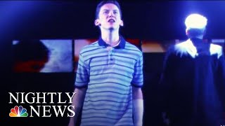 'Dear Evan Hansen' Gets Its First Teen Lead | NBC Nightly News