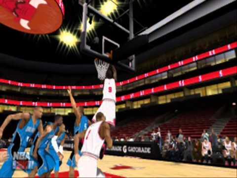 Los Mejores Donkeos En NBA 2K11 Pocos Graficos)
