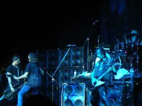 Ace Frehley - Cold Gin - Brookhaven Amphitheatre,NY 9-2-2012