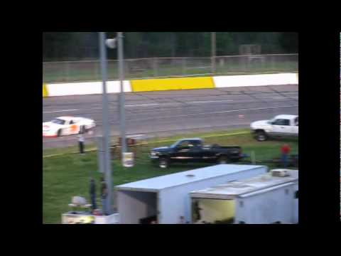 Hickory Motor Speedway - Limited Late Models (03.24.12)