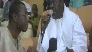 Youssou Ndour et Cheikh Béthio