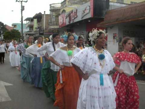 San Martin de Porres High School, Panama West. La Chorrera