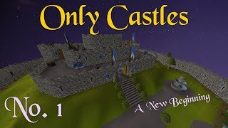 Castle Only Ironman | New Beginnings, New Ridiculous Grinds | #1