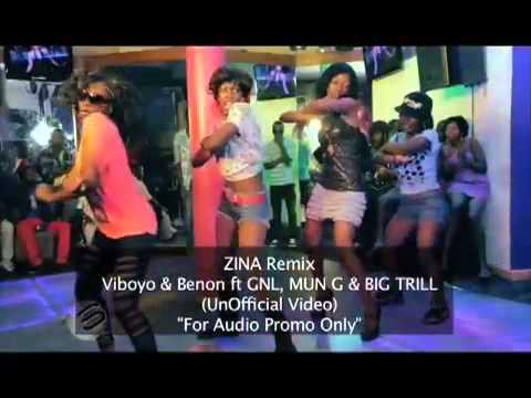 ZINA REMIX   Viboyo & Benon ft GNL, Mun G , Big Trill   For AUDIO PROMO  sWALz