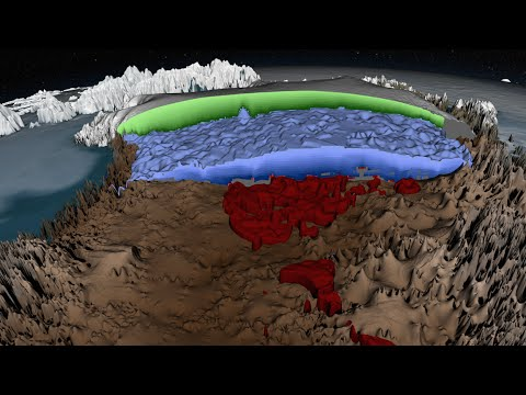 NASA | Greenland's Ice Layers Mapped in 3D