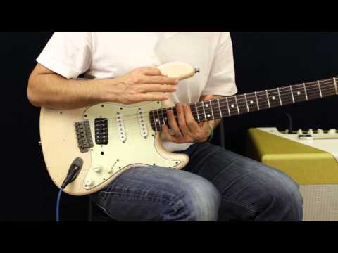 Using The Minor Pentatonic Scale - How To Solo In Each Position - Guitar Lesson - Part 1