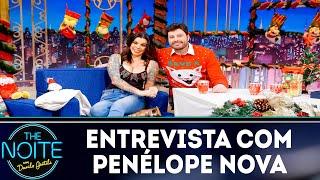 Entrevista com Penélope Nova | The Noite (21/12/18)