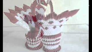 Origami Collection 3D