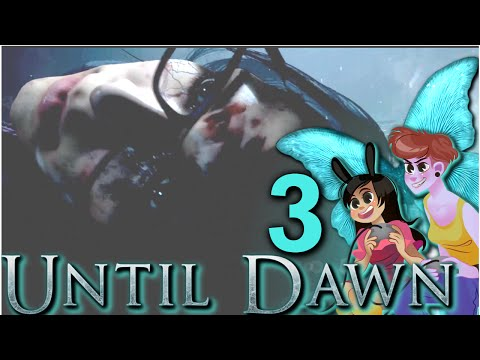 UNTIL DAWN 2 Girls 1 Let's Play Part 3: Windego thumbnail