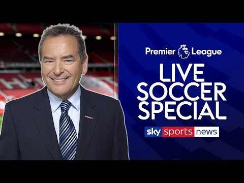 LIVE! Man Utd 2-1 Spurs & Liverpool 5-2 Everton | Premier League Soccer Special 📺