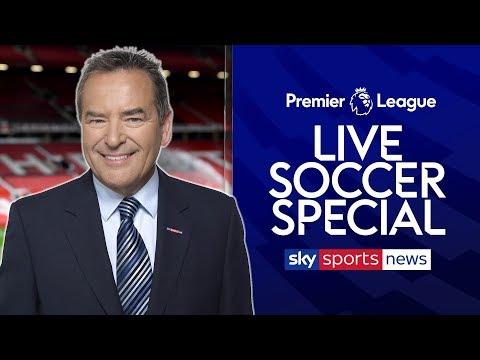 LIVE! Man Utd 2-1 Spurs amp Liverpool 5-2 Everton  Premier League Soccer Special р