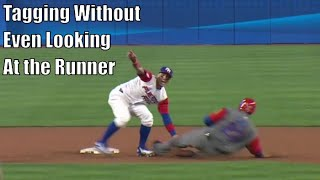 MLB Unbelievable Tags Compilation