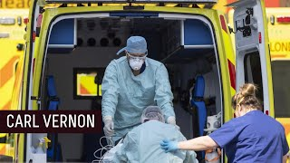 Video: UK Government lies about 33% of COVID deaths, and gets caught - Carl Vernon