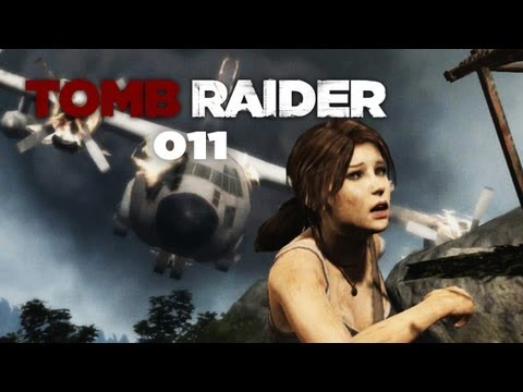 Let's Play Tomb Raider #011 - Niemand geht [Full-HD] [Deutsch]