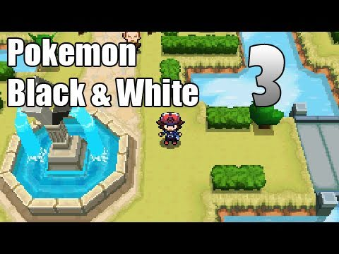 Pokémon Black & White - Episode 3