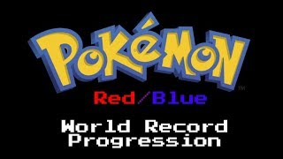 World Record Progression: Pokemon Red/Blue speedruns