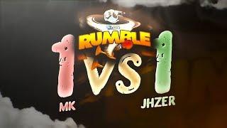 MK VS JHZER - RUMBLE | ROCKET LEAGUE