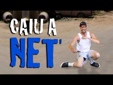 Caiu A Net Net Net | Paródia Ah Lelek Lek Lek Lek Lek (oficial) Hd video