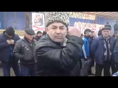 Обращение разгневанного дальнобойщика к Путину и Медведеву