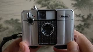 Ricoh Auto-Half-SE - Half-Frame 35mm Film Camera 171231