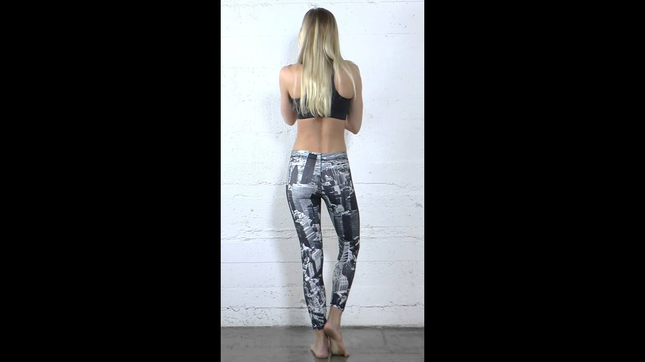 foto How To Wear A Legging The Right Way Everything You Need To Know