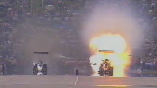 #ThrowbackThursday - Top Fuel BOOMER 1999 Australian Nationals