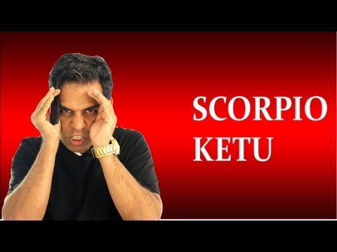 Ketu in Scorpio in Vedic Astrology (All about Scorpio Ketu) South Node in Scorpio