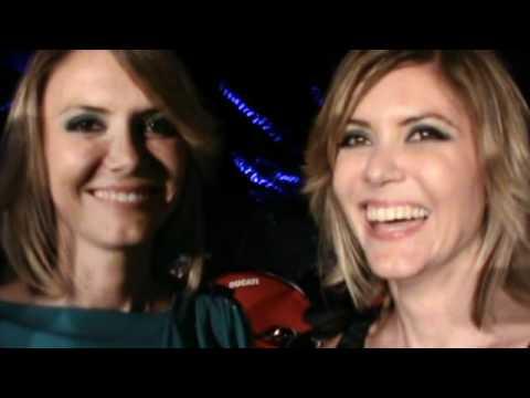 """Laura e Silvia Squizzato a Fattitaliani ospiti de """"La mia vita in un piatto"""""""