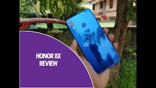 Honor 8X Review (Pros and Cons)- An all round Package!