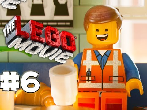 THE LEGO MOVIE VIDEOGAME - LEGO BRICK ADVENTURES - Part 6 - BIZNIS! (HD Gameplay Walkthrough)