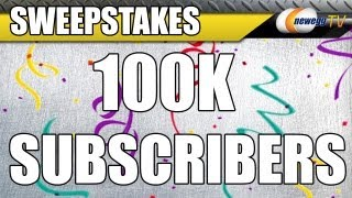 (CLOSED)Newegg TV_ Sweepstakes Celebrating 100k Subscribers with a new Computer System!
