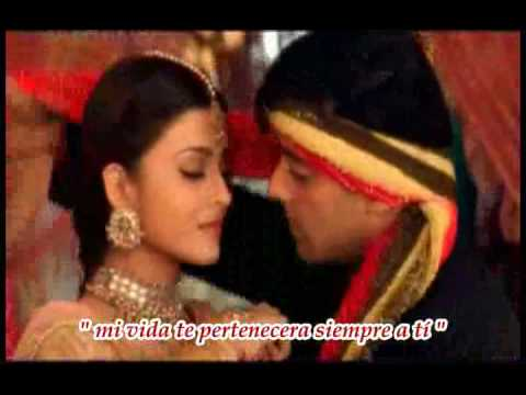 hum dil de chuke sanam - ankhon ki gustakhiyan